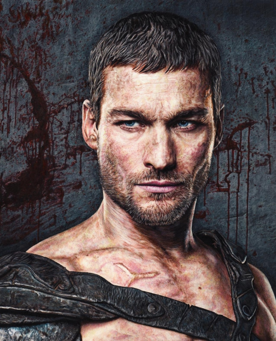 andy whitfield sister